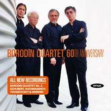 60th Anniversary CD Cover