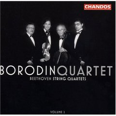 Beethoven - String Quartets Vol 2, No 2 and 'Harp'